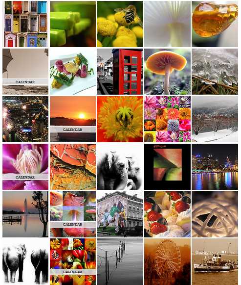 Red Bubble & Think in Pictures