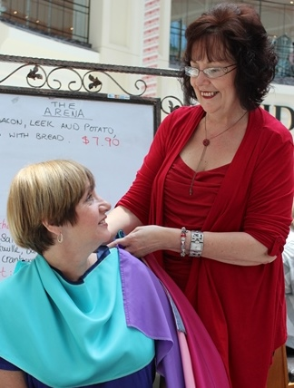 First in Best Dressed - How to know what colours suit you
