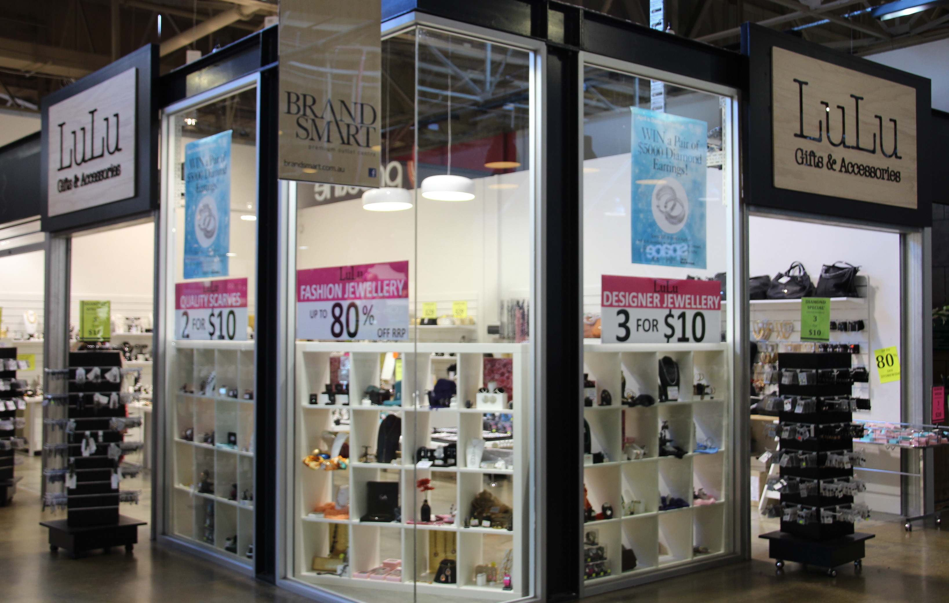 Lulu Gifts & Accessories at First In Best Dressed Event