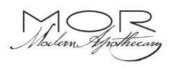 MOR Modern Apothecary at The Princess Pursuit 2014