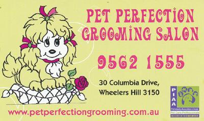 Pet Perfection at The Princess Pursuit 2014