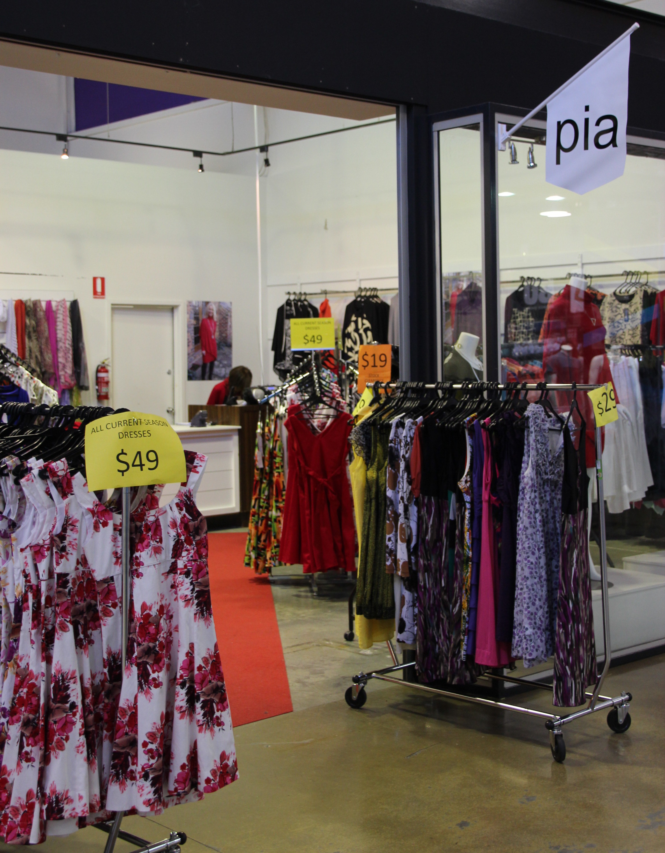 Pia Wear.Lifestyle Clothing at First in Best Dressed Event
